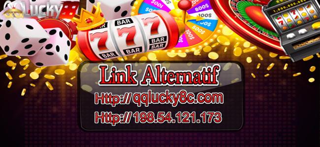 Link Alternatif QQLucky8
