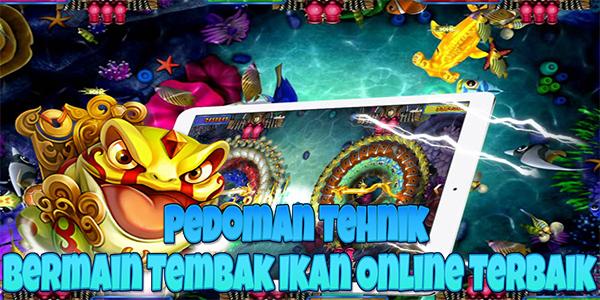 bermain tembak ikan online