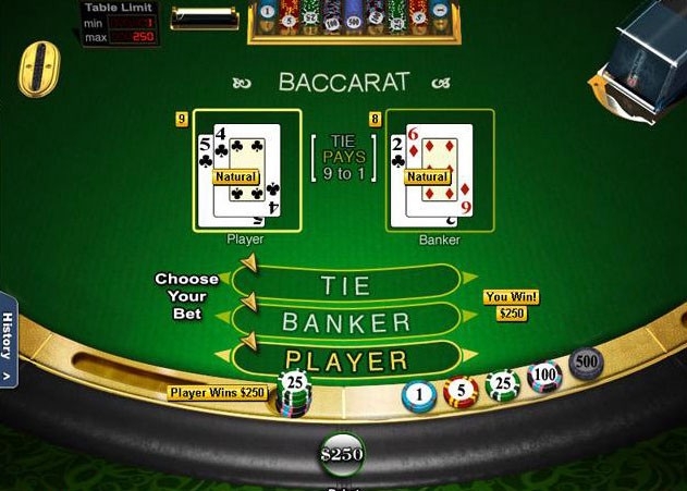 baccarat online3